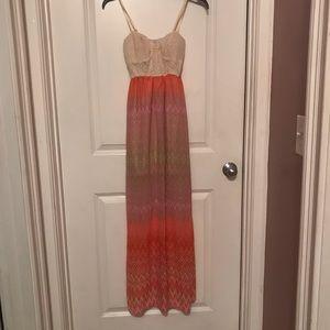 Trixxie size Small Maxi Dress